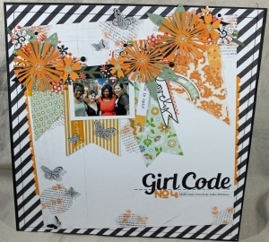 Girl Code Cover Update